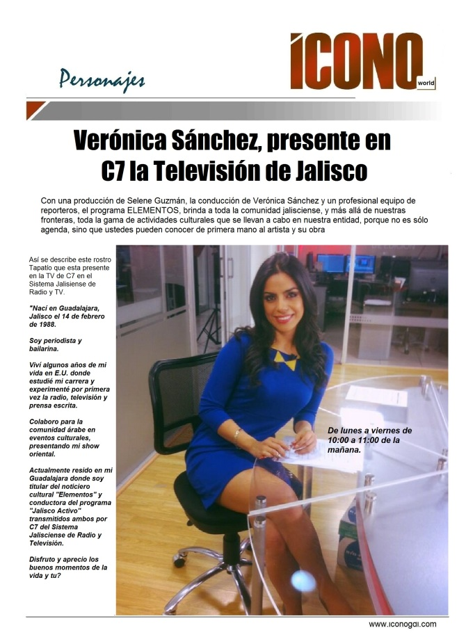 03 25 2014 C7 Verónica Sánchez
