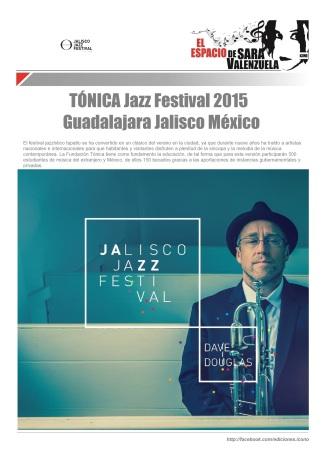 Jalisco Jazz Festival 2015