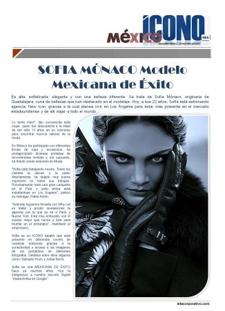 Mexicanos de Éxito SOFÍA MÓNACO