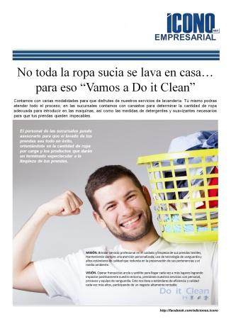 Do it Clean